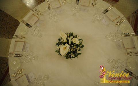 Ślub symboliczny w pałacu w Wenecji - zdjęcie-26
