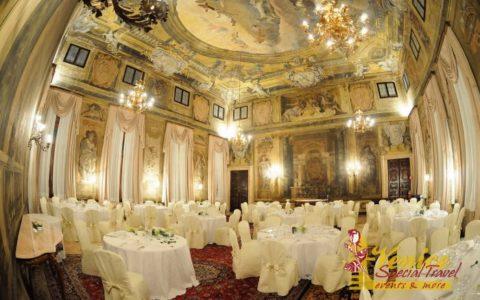 Ślub symboliczny w pałacu w Wenecji - zdjęcie-29