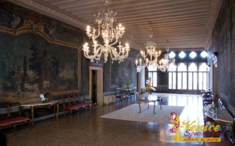 Ślub symboliczny w pałacu w Wenecji - zdjęcie-31