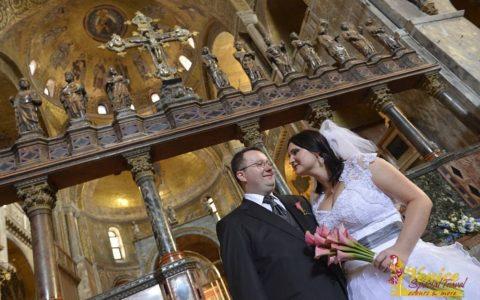 Ślub symboliczny w pałacu w Wenecji - zdjęcie-32