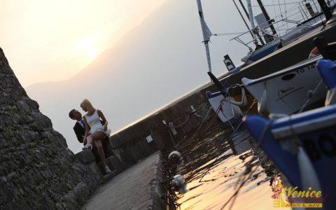 Ślub w cytrynowym sadzie nad Jeziorem Garda - zdjęcie 06