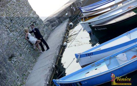 Ślub w cytrynowym sadzie nad Jeziorem Garda - zdjęcie 09