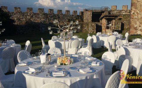 Ślub w sredniowiecznej twierdzy nad Jeziorem Garda - zdjęcie 07