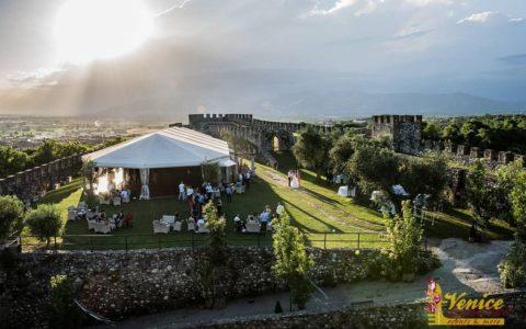 Ślub w sredniowiecznej twierdzy nad Jeziorem Garda - zdjęcie 19