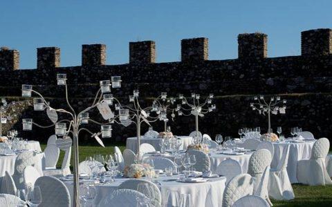 Ślub w sredniowiecznej twierdzy nad Jeziorem Garda - zdjęcie 26