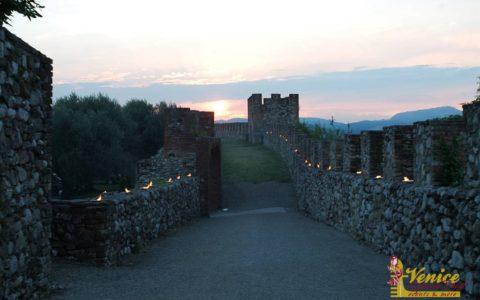 Ślub w sredniowiecznej twierdzy nad Jeziorem Garda - zdjęcie 29