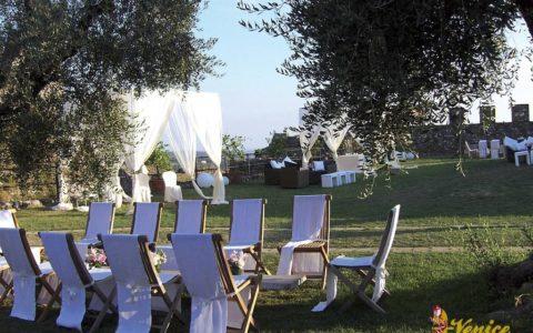 Ślub w sredniowiecznej twierdzy nad Jeziorem Garda - zdjęcie 30