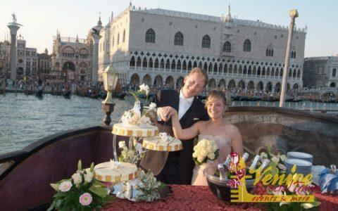 Ślub w Wenecji i szalone wesele w galeonie - zdjęcie 08