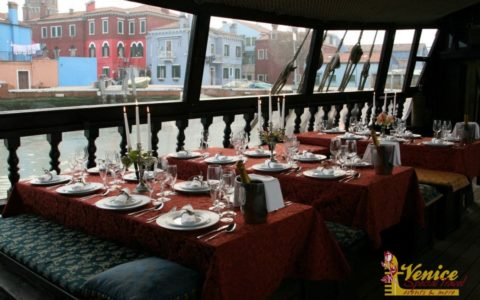 Ślub w Wenecji i szalone wesele w galeonie - zdjęcie 10