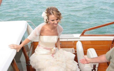 Ślub w Wenecji i szalone wesele w galeonie - zdjęcie 15