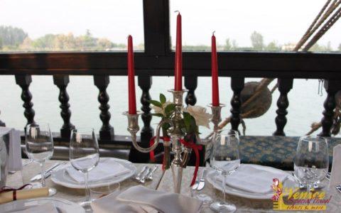 Ślub w Wenecji i szalone wesele w galeonie - zdjęcie 28