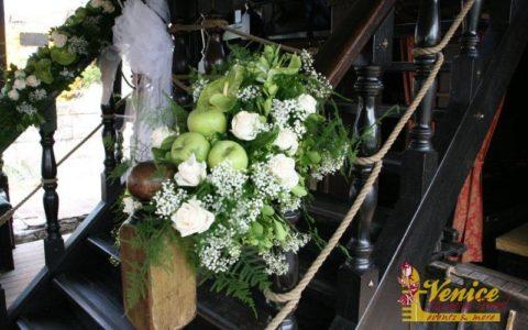 Ślub w Wenecji i szalone wesele w galeonie - zdjęcie 31
