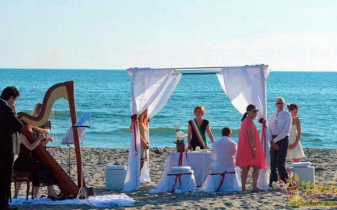 Ślub na plaży - Toskania - zdjecie 03 - venicespecial.com