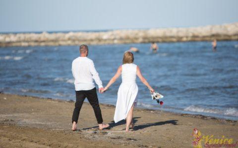 Ślub nad morzem - Włochy - VeniceSpecial