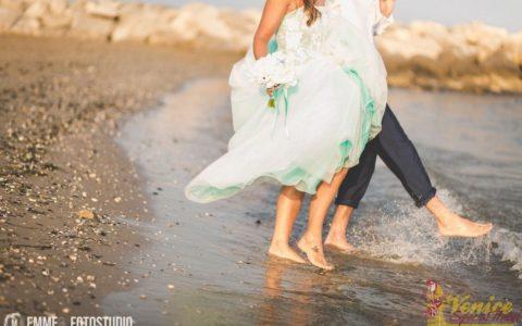 Ślub we Włoszech, na plaży w Wenecji - zdjęcie 3 - venicespecial.com