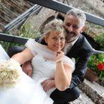 Podziękowanie za ślub nad jeziorem Garda - Małgorzata i Karl